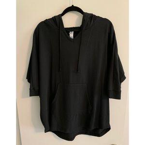 Alternative Apparel Women's 3/4 Sleeve Hoodie